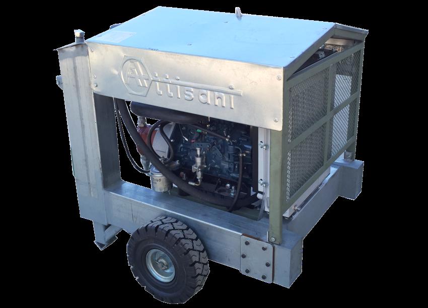 Centraline idrauliche 3asdvk - Portata e pressione acqua ...