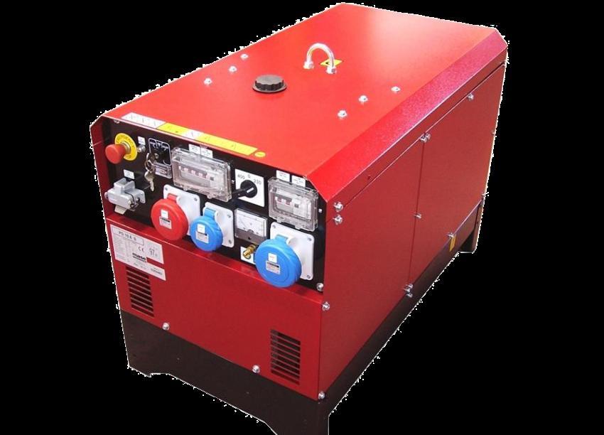 Pd10 diesel 10 kva for Gruppi elettrogeni usati 10 kw